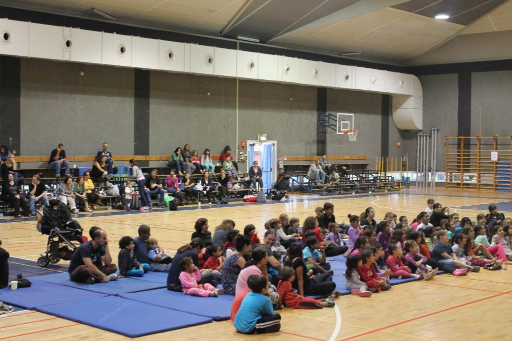 Maccabi World Union (MWU) - Community Uplift - activities for the kids-