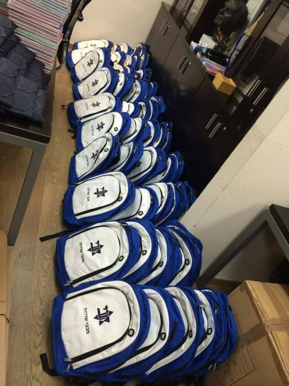 Maccabi World Union (MWU) - Community Uplift - parcels for soliders-