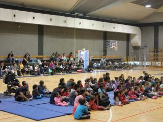 Maccabi World Union (MWU) - Community Uplift - activities for the kids-