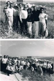 אודות מכבי תנועה עולמית - מי אנחנו - first families of maccabim village-