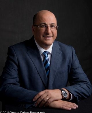 Secretariat - ido aharoni- Maccabi Ambassador at Large