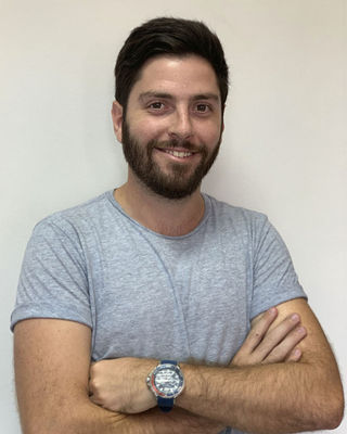 MWU Staff - andy gabay- Israel Programs - Short Term Programs Director