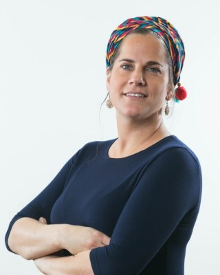 MWU Staff - ginette bar levav- Head of Maccabi Israel Programs & Latin America Desks