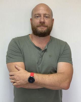 הצוות - מרסלו בורקטובסקי- מנהל אדמניסטרטיבי - תכניות לישראל ורכז מכבי צעיר עולמי