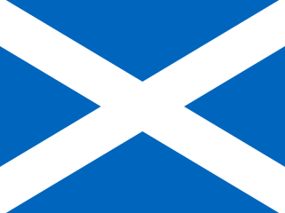 Scotland flag of scotland