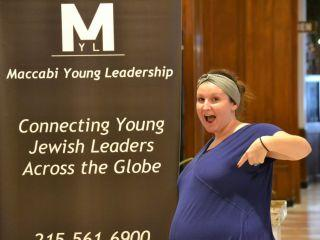 Educating the World - Maccabi Young Leadership - myl confrance-