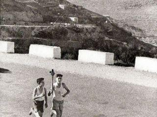 Education Department - Torch Relay - torch race ca1952-