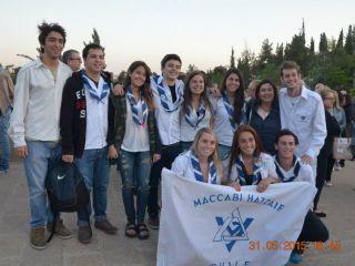 אגף החינוך - מכבי צעיר עולמי - maccabi tzair olami-