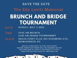 14th annual maccabi usa brunch bridge tournament - 14th Annual Maccabi USA Brunch & Bridge Tournament
