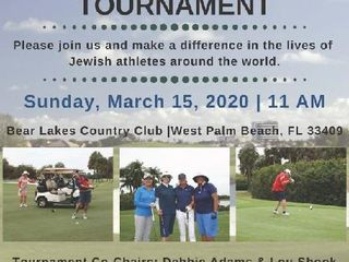 25th annual palm beach golf tournament