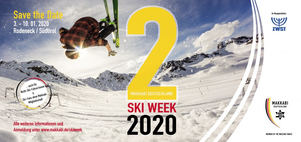 maccabi germany 2nd ski week 2020 - Maccabi Germany Ski Week