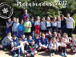 33 maccabi children games