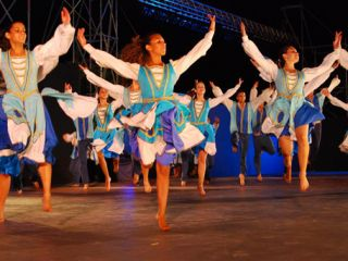 israeli danding - 19th Dalia Festival of Dancing