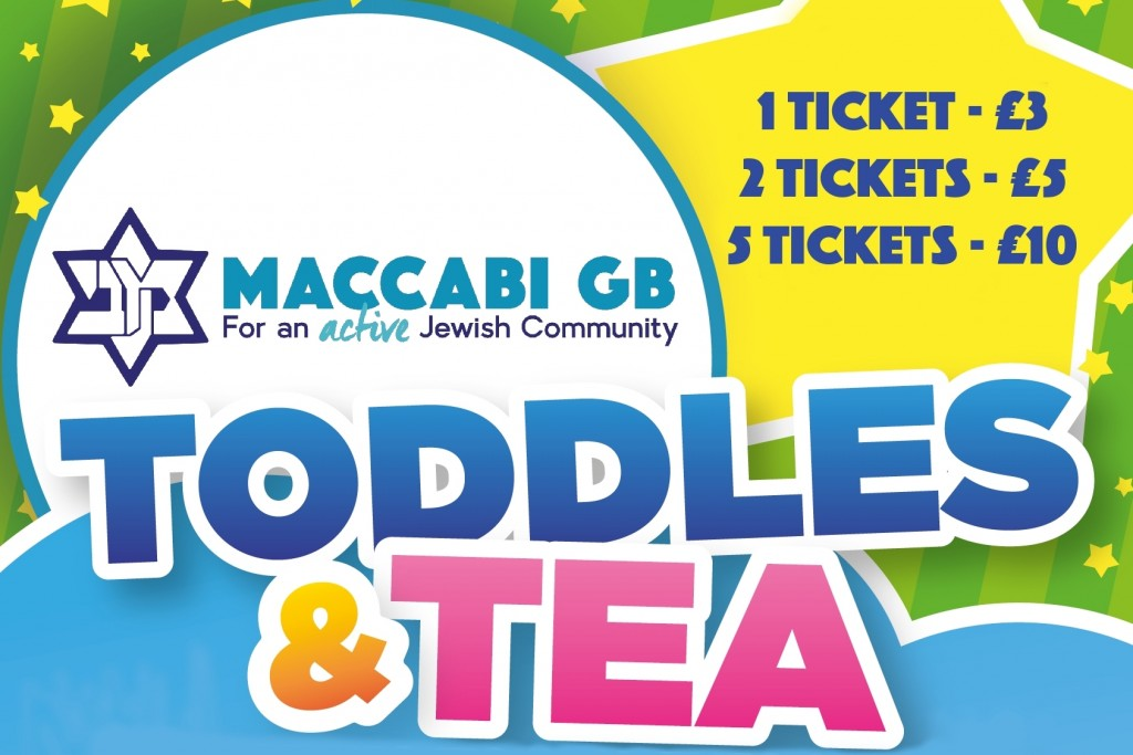 toddles tea - Toddles & Tea - Maccabi GB