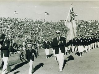 Gallery - 1st Maccabiah 1932 - a2 2.5 28.1-