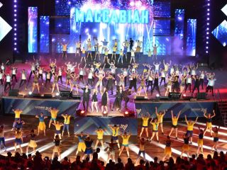 Gallery - 20th Maccabiah Closing Ceremony - dcs 1196-