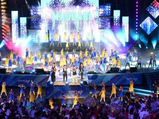 Gallery - 20th Maccabiah Closing Ceremony - dsc 0286-