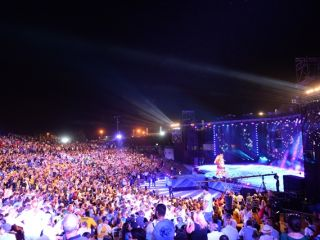 Gallery - 20th Maccabiah Closing Ceremony - dsc 9760-