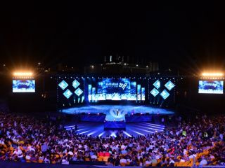 Gallery - 20th Maccabiah Closing Ceremony - dsc 9796-