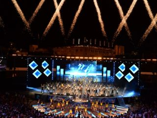 Gallery - 20th Maccabiah Closing Ceremony - dsc 9924-