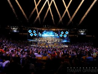 Gallery - 20th Maccabiah Closing Ceremony - itg 1875 itamar grinberg-