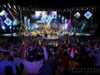 Gallery - 20th Maccabiah Closing Ceremony - itg 2641 itamar grinberg-