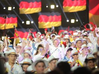Gallery - 20th Maccabiah Opening Ceremony - 3o2a9546-