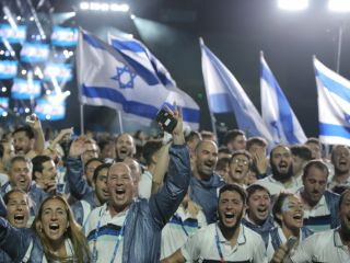 Gallery - 20th Maccabiah Opening Ceremony - img 1017-
