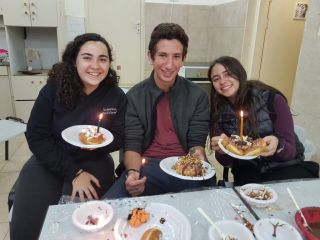 Gallery - Chanukah In the Maccabi World 2018 - israel program-
