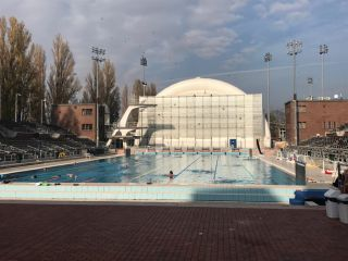 Gallery - Getting ready for European Maccabi Games in Budapest  - getting ready for budapest nov 2018 17-