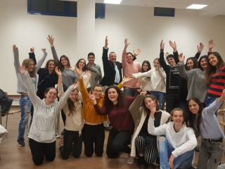 Maccabi Tzair Madrid Seminar