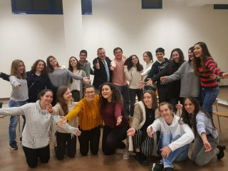 Gallery - Maccabi Tzair Madrid Seminar - 28698828 791797667659308 6534287257093574050 o-