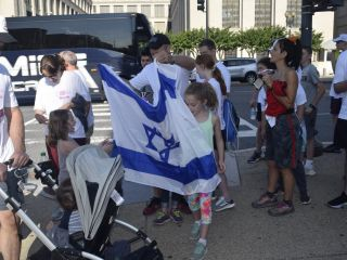 Gallery - Maccabi USA, DC Community Fun Run - musa fun run dc 2019 11-