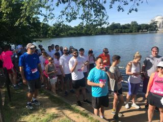 Maccabi USA, DC Community Fun Run