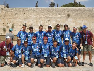 Sport Department - Maccabi Youth Games - opening ceremony maccabi youth games 26-