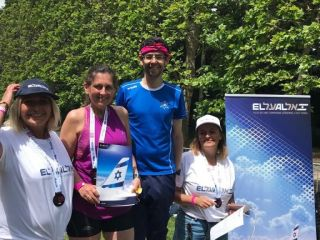 Gallery - Maccabi France Community Fun Run - paris fun run 2019 6-