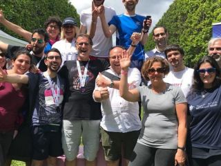 Maccabi France Community Fun Run