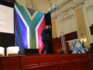 Gallery - Fighting the de-legitimization against Israel - south africa seminar 11-