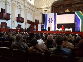Gallery - Fighting the de-legitimization against Israel - south africa seminar 3-