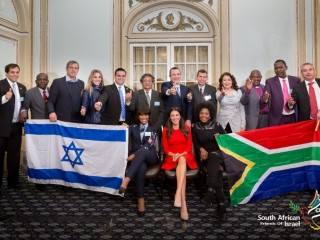 Gallery - Fighting the de-legitimization against Israel - south africa seminar 5-