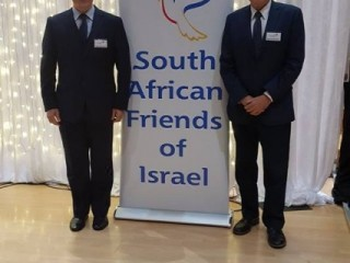 Gallery - Fighting the de-legitimization against Israel - south africa seminar 8-
