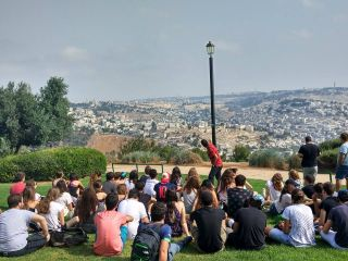 Israel Programs Department - Long Term Programs - jerusalem seminar-