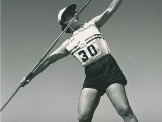 Archive & Museum - About Maccabi Museum - second maccabiah athlete-