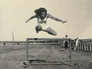 Archive & Museum - About Maccabi Museum - second maccabiah woman athlete zelda shulak-