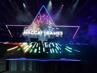 european maccabi games opening ceremony