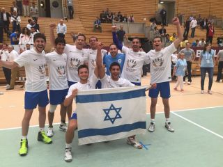 Gallery - European Maccabi Games, 2015 - team israel-