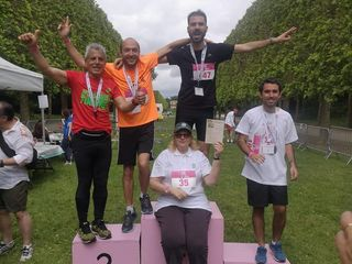 Sport Department - Maccabi Global Fun Run - paris fun run 2019 3-