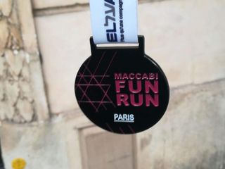 Sport Department - Maccabi Global Fun Run - paris fun run 2019 5-