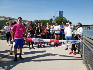 Sport Department - Maccabi Global Fun Run - philadephia fun run 2019 4-
