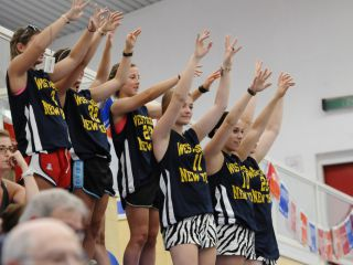 Sport Department - Maccabi Youth Games - chearing-